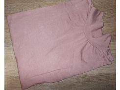 Гольф котон Турция размер 54-60 код 057 розовый