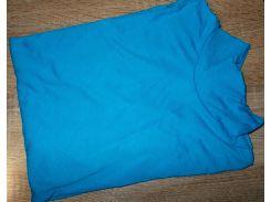 Гольф котон Турция размер 54-60 код 057 голубой