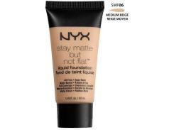 Тональная основа NYX stay matte №6 копия