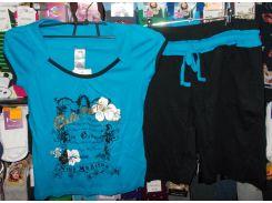Пижама хлопковая Турция размер 42-46
