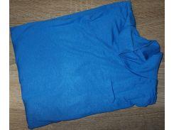 Гольф котон Турция размер 54-60 код 057 светло-синий