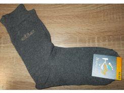 Носки мужские хлопок Житомир размер 42-45 серые