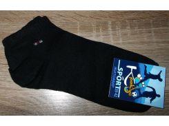 Носки короткие Житомир размер 39-42 черные