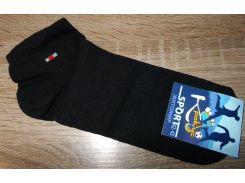 Носки короткие Житомир размер 42-45 черные