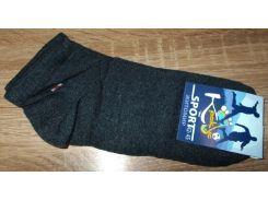 Носки короткие Житомир размер 42-45 синие