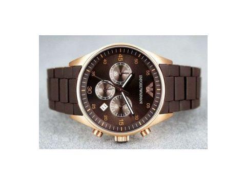 Ручные часы 6538 черные, белые, коричневые с браслетом Котовск