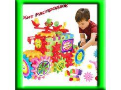 Детская игра-конструктор Funny Bricks развивающий моторику и внимание