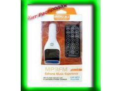М FM авто трансмиттер модулятор с Bluetooth авто MP3 CM 027 +BT