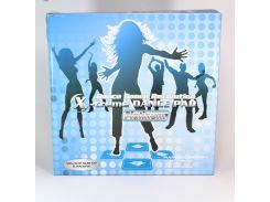 Тансевальный коврик для использованиея на компьютере или телевизоре DANCE MAT PC+TV