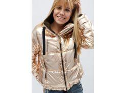 Куртка LS-8775-15 Розовое золото