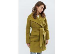 Пальто PL-8668-1 Хаки