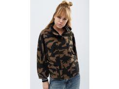 Пальто Jill LP-8790-142/44/46/48  Хаки