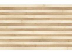 Декор Golden Tile Bamboo Микс 1 Бежевый 25*40 Плитка (Н7Б151) Светлый Край 250x400 мм