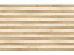 Декор Golden Tile Bamboo Микс 2 Бежевый 25*40 Плитка (Н7Б161) Темный Край 250x400 мм