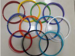 Комплект АБС пластика 15 цветов по 10м.