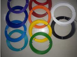 Комплект АБС пластика 15 цветов по 15м.