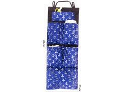 Подвесной органайзер для шкафчика в детский сад Organize Е002-1