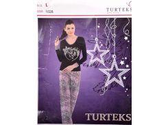 Комплект футболка + капри ТМ Turteks  T1028