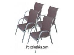 """Комплект стульев для сада """"Ангкор""""  4 шт Ranger"""