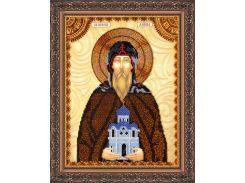 Набор для вышивки бисером именной иконы  «Святой Даниил»