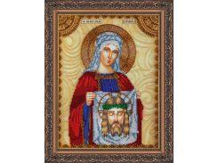 Набор для вышивки бисером именной иконы  «Святая Вероника»