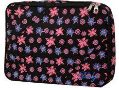 Чехол для ноутбука женский большой DERBY цветы 0680246
