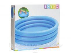 Детский надувной бассейн «Кристалл» | «Intex»