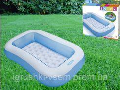 Детский надувной бассейн прямоугольный | «Intex»