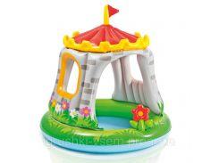 Детский надувной бассейн «Королевский Замок»   «Intex»
