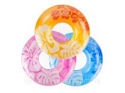 Надувной круг для плавания «Перламутр» 91 см | «Intex»