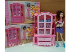 Игрушечная мебель для кукол «Gloria» |  «Буфет»