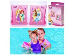 Детские надувные нарукавники для плавания «Принцессы» | «Bestway»