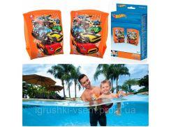 Детские нарукавники для плавания «Hot Wheels» | «Bestway»