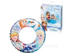 Детский надувной круг для плавания «Frozen» | «Intex»