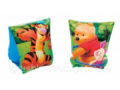 Детские надувные нарукавники для плавания Disney «Винни Пух» | «Intex»
