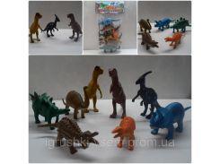 Набор фигурок  Динозавры - 8 | «Dino World»