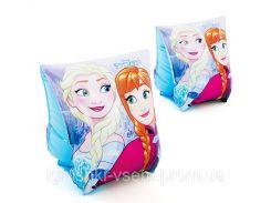 Надувные нарукавники  Disney «Frozen» | «Intex»