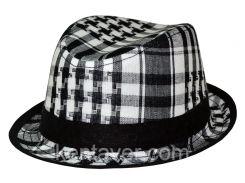Шляпа детская челентанка х/б арафатка