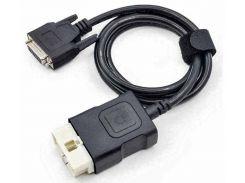 Главный, основной кабель для Autocom CDP+, Delphi DS150E, WOW SNOOPER+, TCS