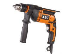 Дрель электрическая AEG SB2-650