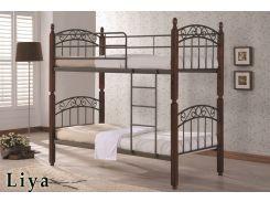 Двухъярусная кровать DD Liya Onder Mebli