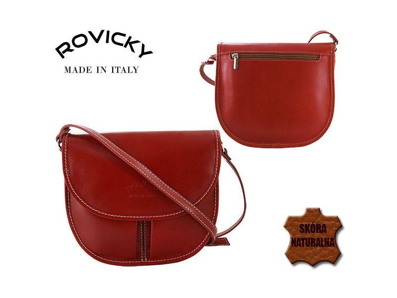 1c109450f109 Женская кожаная сумка Rovicky TWR-22 Красный купить недорого за 1 ...
