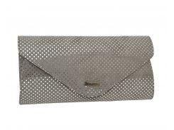 Женская сумка из экокожи Carla Berry H-28 Серый