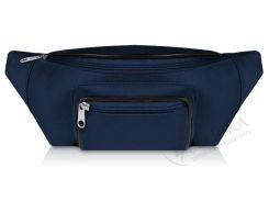 Бананка (сумка на пояс) Cavaldi EWB-02-C340 Темно-синий