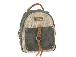 Городской рюкзак David Jones 5778-3 Серый