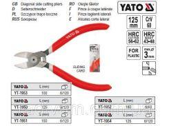 "Бокорезы бокорізи для пластику 6"" l=150мм CrV YATO-1951"