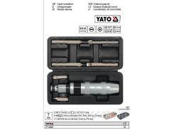 Набор отвертка викрутка ударна 7шт СrV  YATO-2802