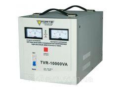 Стабилизатор напряжения релейный Forte TVR-10000 VA