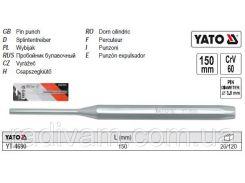 Пробойник пробійник циліндричний l=150мм YATO-4690