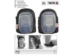 Наколенники наколінники гумово-гелеві YATO-7460